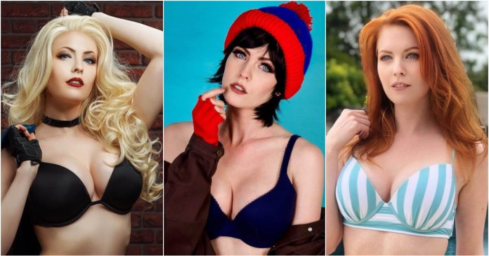 49 Hot Pictures Of Maid Of Might a.k.a Jessica Pare Are A Treat For Cosplay Fans