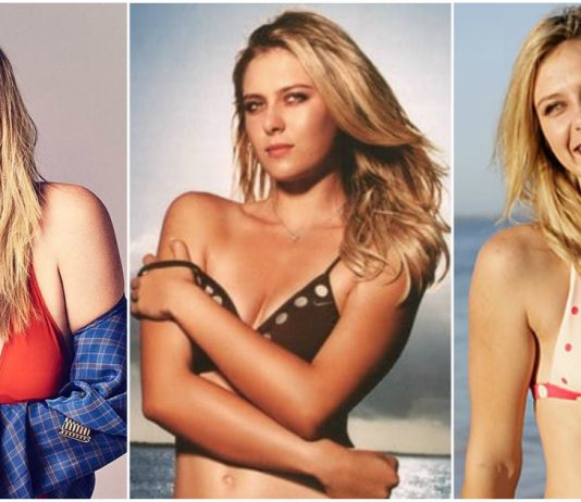 49 Hot Pictures Of Maria Sharapova Are Really Hot As Hell