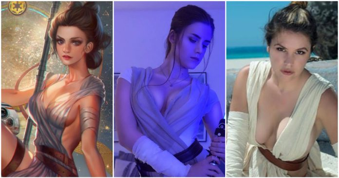 49 Hot Pictures Of Rey Which Prove She Is The Sexiest Star Wars Babe