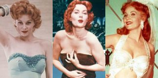 49 Hot Pictures Of Rhonda Fleming Will Have You Ogling Her All Day