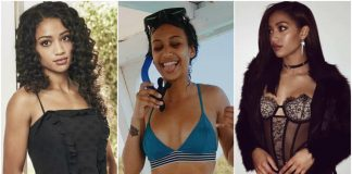 49 Hot Pictures Of Samantha Logan Will Put You In A Good Mood