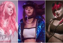 49 Hot Pictures Of Shirogane-sama Who's Cosplay Brings Fantasy To Reality