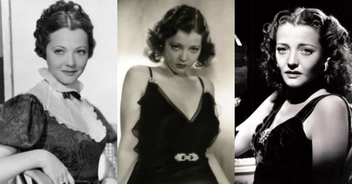 49 Hot Pictures Of Sylvia Sidney Will Leave You Stunned