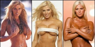 49 Hot Pictures Of Torrie Wilson Expose Her Curvy Figure To The World