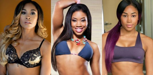 49 Hot Pictures OfCamerona.k.a Ariane Andrew Will Make Every WWE Fan Happy