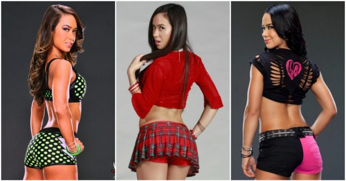 49 Hottest AJ Lee Big Butt Pictures Confirm She Is The Sexiest WWE Diva