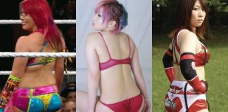 49 Hottest Asuka Big Butt Pictures Will Drive You Nuts For This Sexy WWE Diva