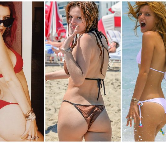 49 Hottest Bella Thorne Big Butt Pictures Will Make You Fantasize Her
