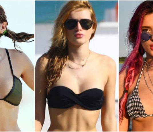 49 Hottest Bella Thorne Bikini Pictures That Are Simply Gorgeous
