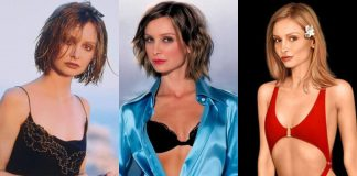 49 Hottest Calista Flockhart Bikini Pictures Will Make You Forget Your Girlfriend