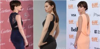 49 Hottest Felicity Jones Big Butt Pictures Which Will Make You Fall In With Her Sexy Body