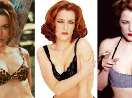 49 Hottest Gillian Anderson Bikini Pictures Will Keep You Glued To The Tube