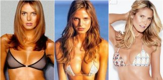 49 Hottest Heidi Klum Bikini Pictures Will Make Every Fan Happy