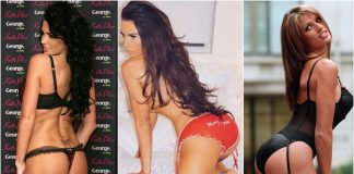 49 Hottest Katie Price Big Butt Pictures Show Off Her Impeccable Sexy Body