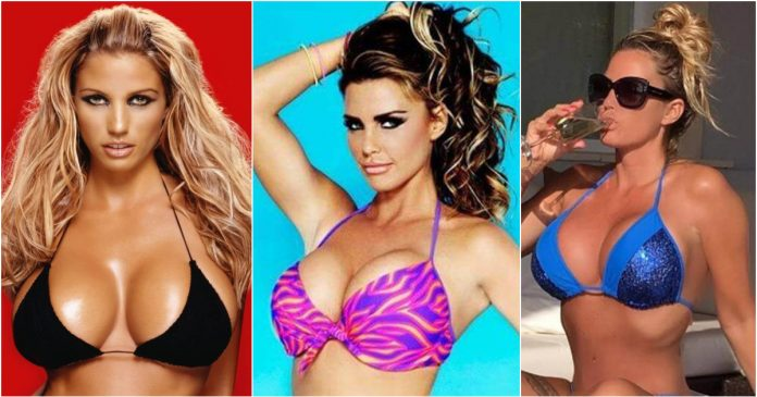 49 Hottest Katie Price Bikini Pictures Will Make You Want Her Now