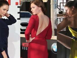 49 Hottest Rebecca Ferguson Big Butt Pictures Are Heaven On Earth