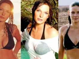 49 Hottest Rebecca Ferguson Bikini Pictures Will Rock Your World
