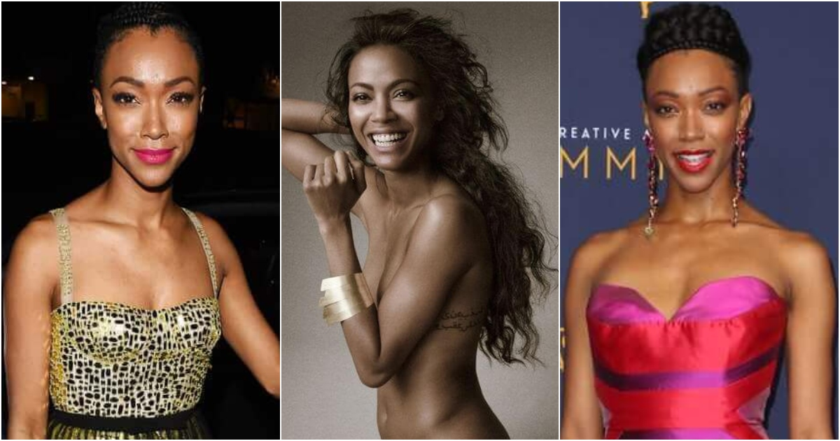 49 Hottest Sonequa Martin-Green Bikini Pictures Will Bring Big Grin On Your Face