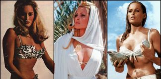 49 Hottest Ursula Andress Bikini Pictures Prove That God Took To Carve Her Sexy Body