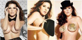 49 Sexy Alicia Machado Boobs Pictures Show Off Her Amazing Tits