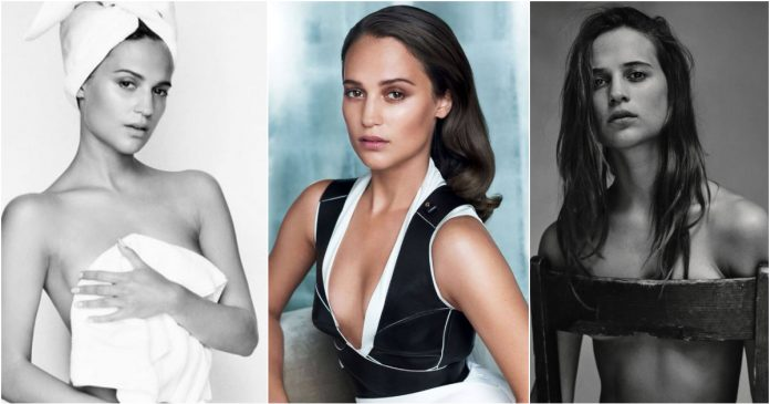 49 Sexy Alicia Vikander Boobs Pictures Will Make Your Mouth Water