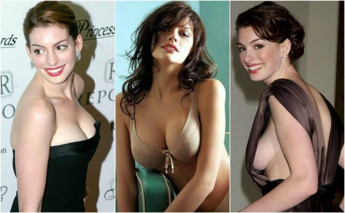 49 Sexy Anne Hathaway Boobs Pictures Will Make Your Mouth Water