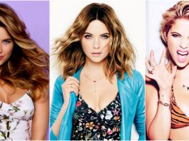 49 Sexy Ashley Benson Boobs Pictures Expose Her Body's True Beauty To The World