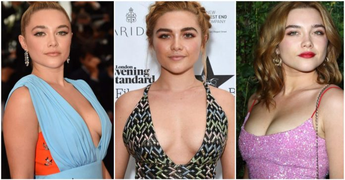 49 Sexy Florence Pugh Boobs Pictures Will Make You Want Her