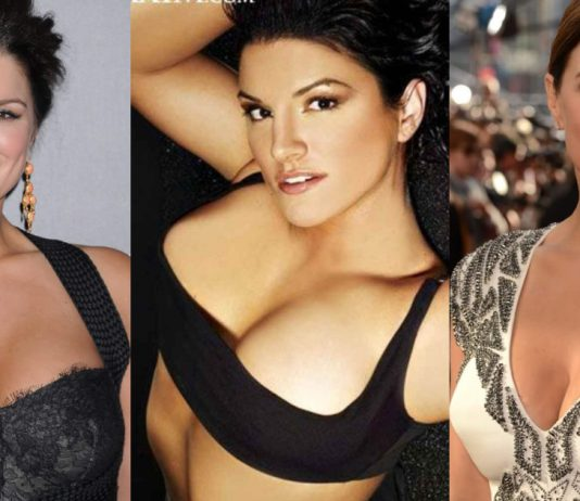 49 Sexy Gina Carano Boobs Pictures Will Make You Want To Play With Her