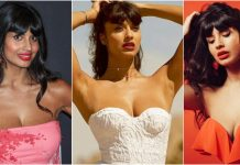 49 Sexy Jameela Jamil Boobs Pictures Will Bring A Big Smile On Your Face