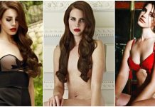 49 Sexy Lana Del Rey Boobs Pictures Are Luciously Delicious