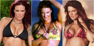 49 Sexy Lita Boobs Pictures Reveal Her Majestic Melons