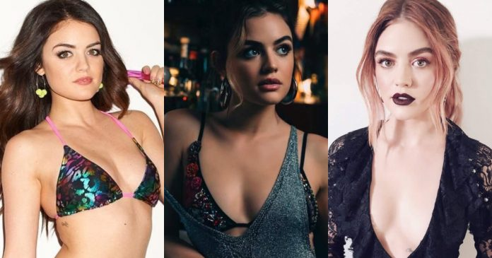 49 Sexy Lucy Hale Boobs Pictures Will Make You Fall In Love With Her