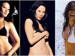 49 Sexy Lucy Liu Boobs Pictures Are Simply Sexy