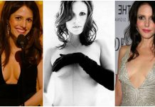 49 Sexy Mary-Louise Parker Boobs Pictures Will Bring A Big Smile On Your Face