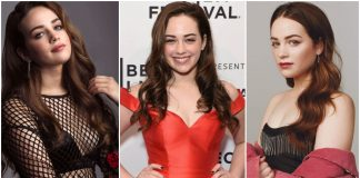 49 Sexy Mary Mouser Boobs Pictures Are Incredibly Sexy