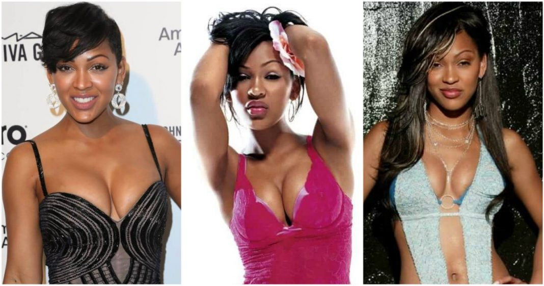 Meagan good boobjob