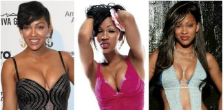 49 Sexy Meagan Good Boobs Pictures Are Absolutely Mouth-Watering