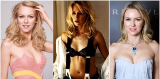 49 Sexy Naomi Watts Boobs Pictures Reveal Her Majestic Melons To The World