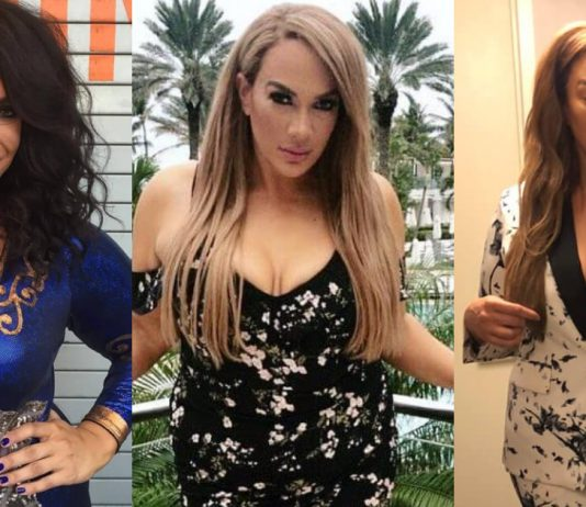 49 Sexy Nia Jax Boobs Pictures Will Make You Want Her Tonight