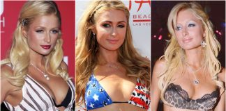 49 Sexy Paris Hilton Boobs Pictures Are Just Too Yum For Her Fans