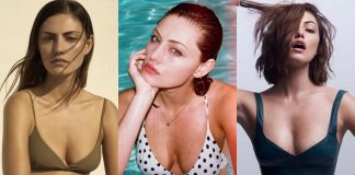 49 Sexy Phoebe Tonkin Boobs Pictures Which Will Make You Drool For Her