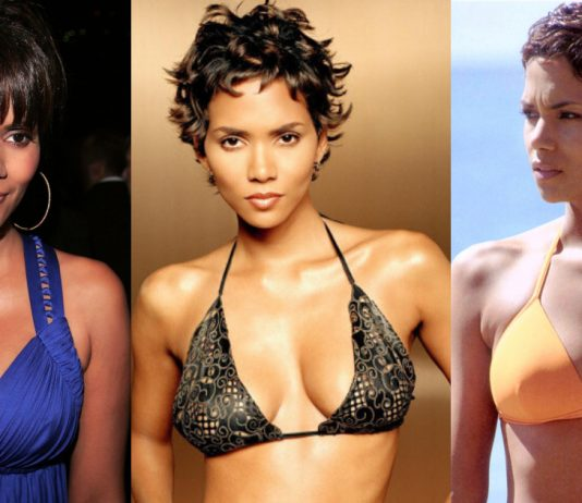 49 Sexy Pictures Of Halle Berry Which Will Make You Want Her