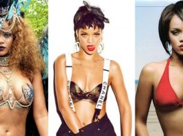 49 Sexy Pictures Of Rihanna Which Will Make You Fall For Her