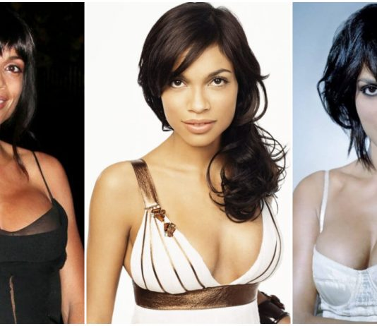 49 Sexy Pictures Of Rosario Dawson Will Get Many Heads Turning