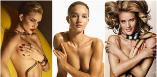 49 Sexy Rosie Huntington Whiteley Boobs Pictures Will Make Your Hands Want Her