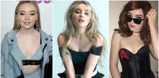 49 Sexy Sabrina Carpenter Boobs Pictures Will Get You Hot Under Your Collars