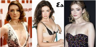 49 Sexy Sarah Bolger Boobs Pictures Are True Definition Of Perfect Titties