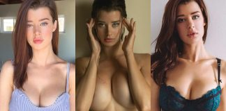 49 Sexy Sarah Mcdaniel Boobs Pictures Will Make Your Hands Want Her