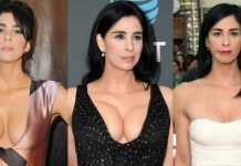 49 Sexy Sarah Silverman Boobs Pictures Which Are Simply Astounding